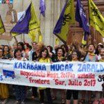 Caravana solidaria Melilla Frontera Sur