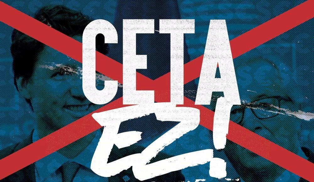 CETAren aurkako mobilizazioak