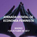 Jornada Estatal de Economía Feminista