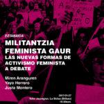 Jornadas de debate sobre militancia feminista