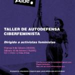 Taller de autodefensa ciberfeminista