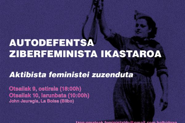 Autodefentsa Ziberfeminista Tailerra