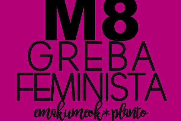 Huelga feminista 8M
