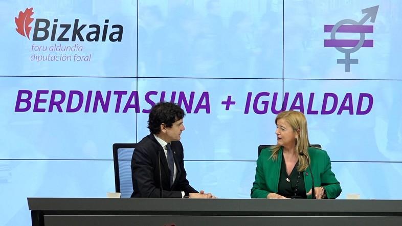 Alegaciones al Anteproyecto de Norma Foral para la Igualdad de Mujeres y Hombres