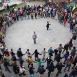 El 5 de marzo las feministas nos sumamos a la Abrazada de los pueblos!