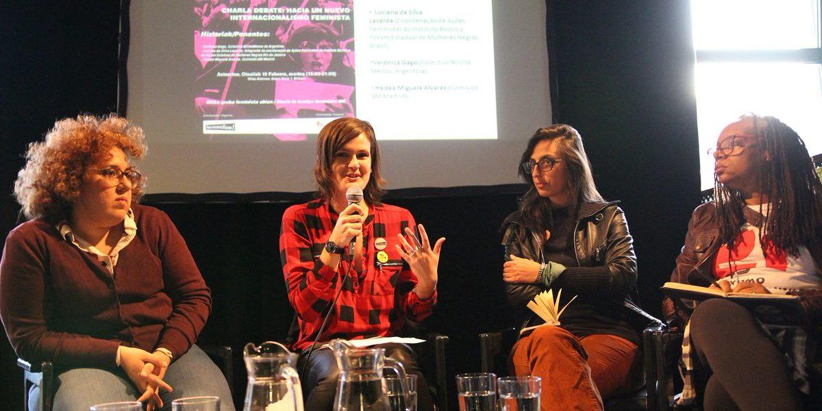 """""""Ni el feminismo es una moda, ni la huelga feminista un champiñón"""""""