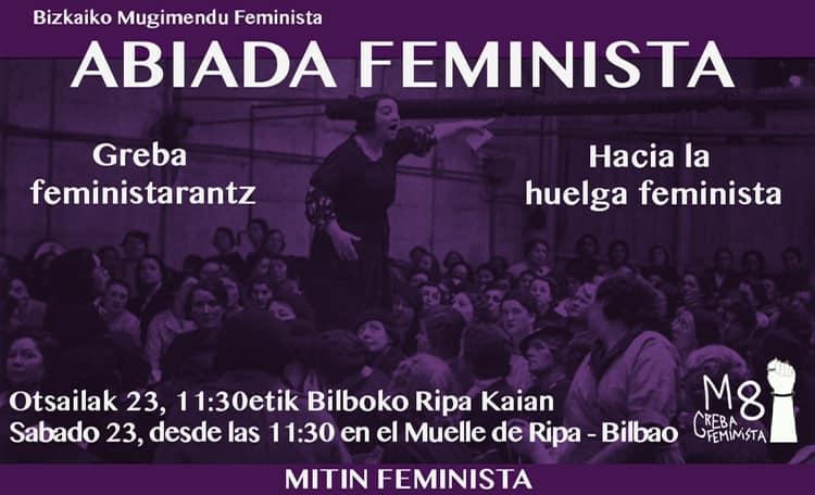 Abiada feminista!