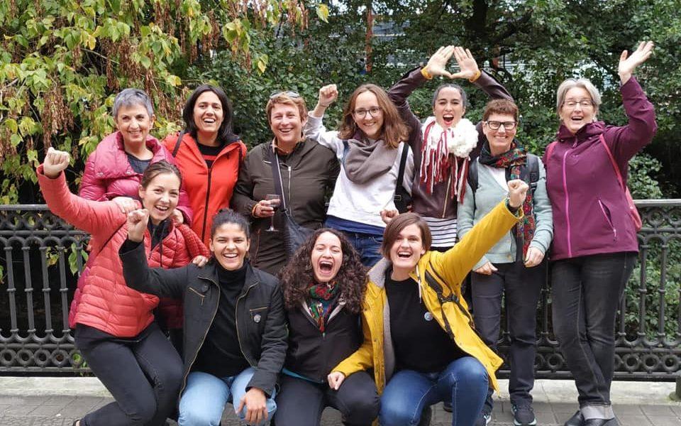 Todo lo que vivimos en las V Jornadas Feministas de Durango!
