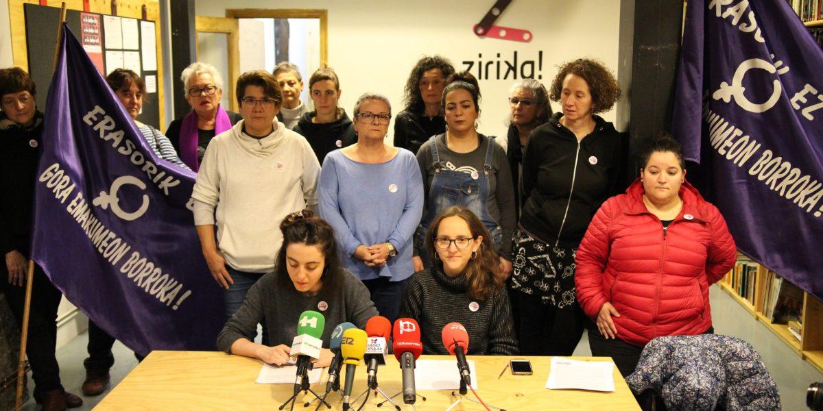 8M: Este año volveremos a ocupar las calles de Bilbao