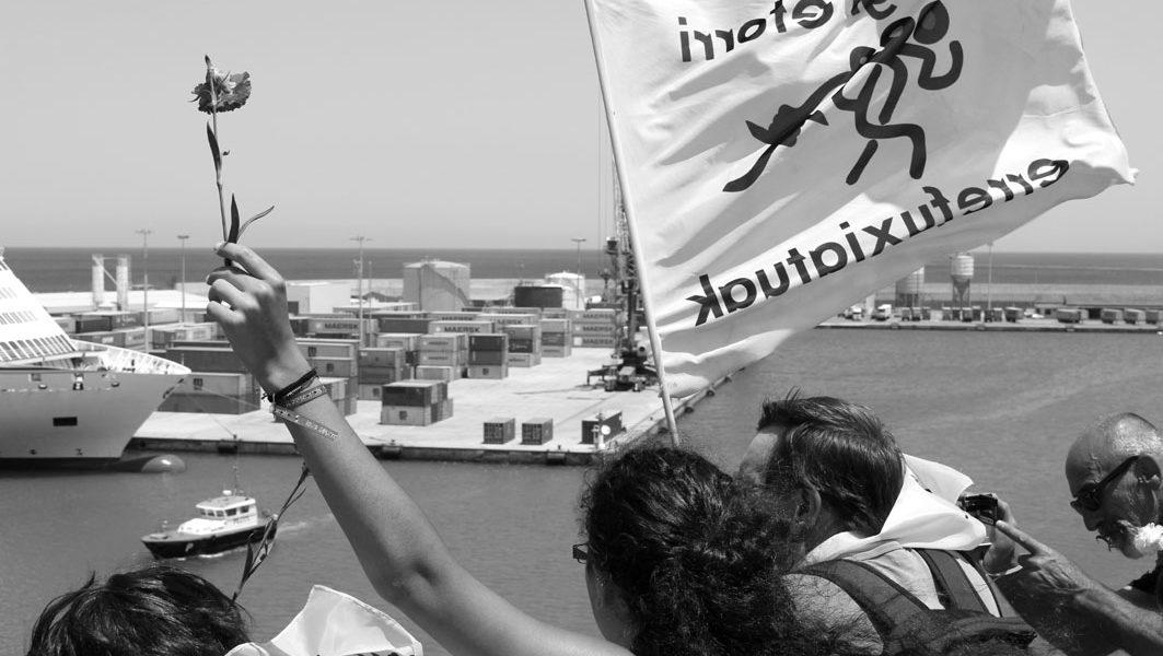 Latidos de solidaridad contra la indiferencia. Caravana Abriendo Fronteras 2017